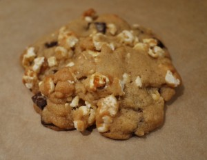 popcorn chocolate chip cookies recipe